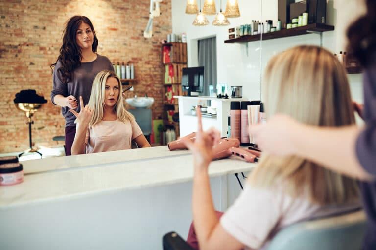 Should I Visit Beauty Salon When I am on Vacation?